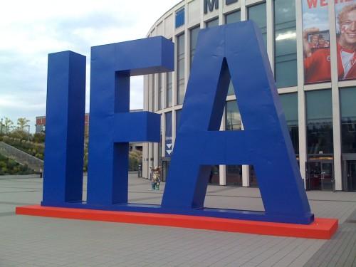 IFA Berlin 2009 heute gestartet