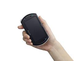 Die neue PSP go immer griffbereit (Foto: Sony)