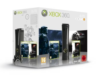 Das Xbox 360 Spring Bundle ist jetzt zu haben (Foto: Microsoft)