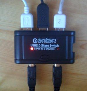 Konsolen-Zubehör: USB-Switch für mehrere Geräte – Testbericht