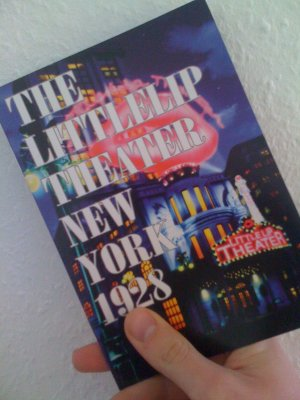 Das Booklet: The Littlelip Theater