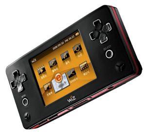 Offen für alle: GP2X WIZ portable Spielekonsole – Testbericht