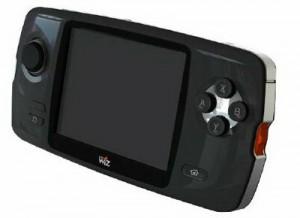 Der Caanoo Handheld ist ab sofort verfügbar ( Foto: GPH Cannoo, www.gp2x.de)