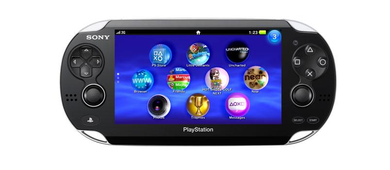 Der PSP-Nachfolger: Sony NGP