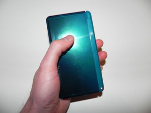 Liegt gut in der Hand: Nintendo 3DS (Foto: powerkonsolen.de)