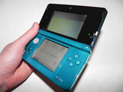 Testbericht: Nintendo 3DS vs. Nintendo DS Light