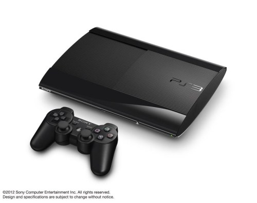 PS3 Superslim (Foto: Sony Computer Entertainment)