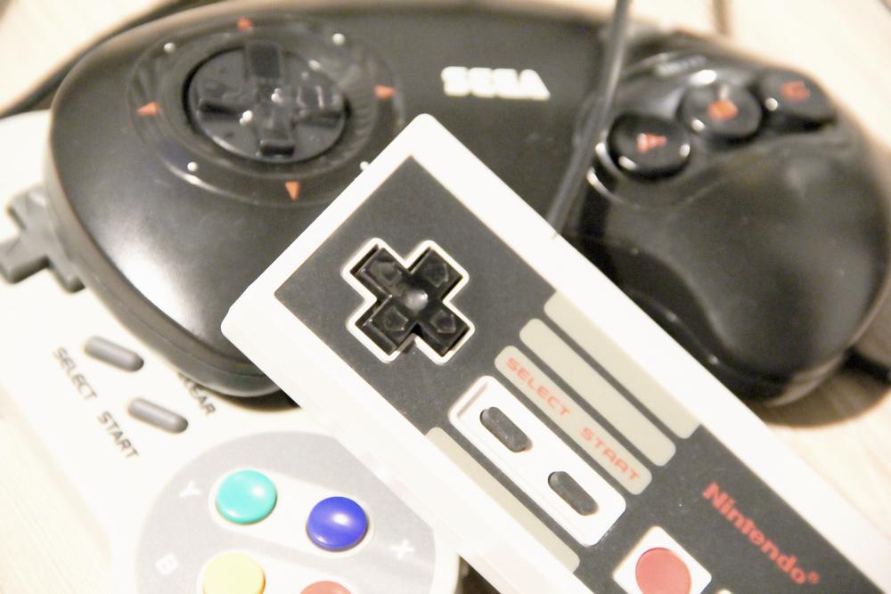 Top 10 Retro-Games: NES, SNES, Atari 7800, Sega Master System und Sega Mega Drive