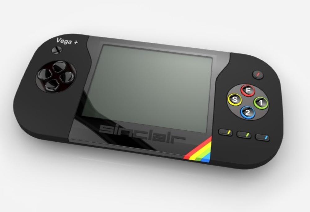 Retrofeeling im Handheld-Format: Sinclair ZX Spectrum Vega+
