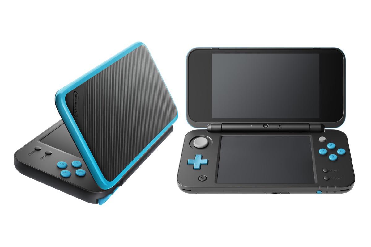 Demnächst erhältlich: New Nintendo 2DS XL Spielekonsole
