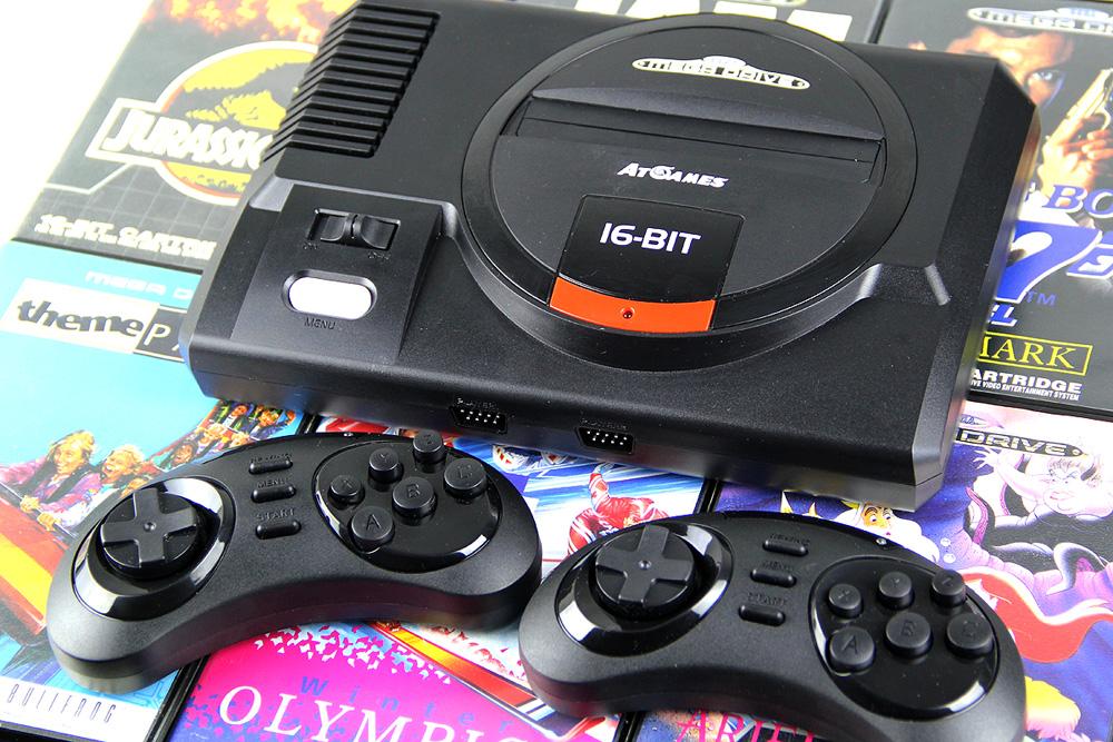 Zurück in die Vergangenheit: Sega Mega Drive Flashback 2017 von AtGames – Testbericht