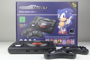Sega Mega Drive Flashback 2017 von AtGames im Test - zurück in die Vergangenheit (Foto: Powerkonsolen.de)