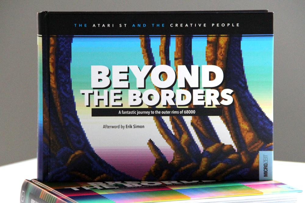Buchvorstellung: Beyond the Borders (Atari ST) – Vol. 2