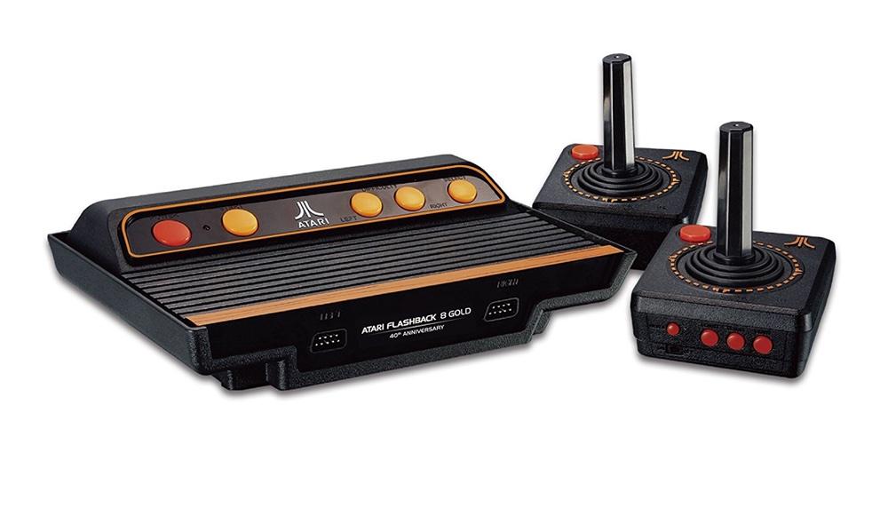 Atari Flashback 8 Gold (Foto: Atari/AtGames)