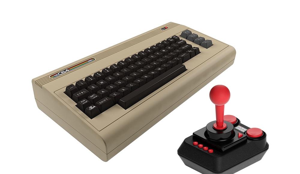 Commodore THEC64 Mini (Foto: Commodore)