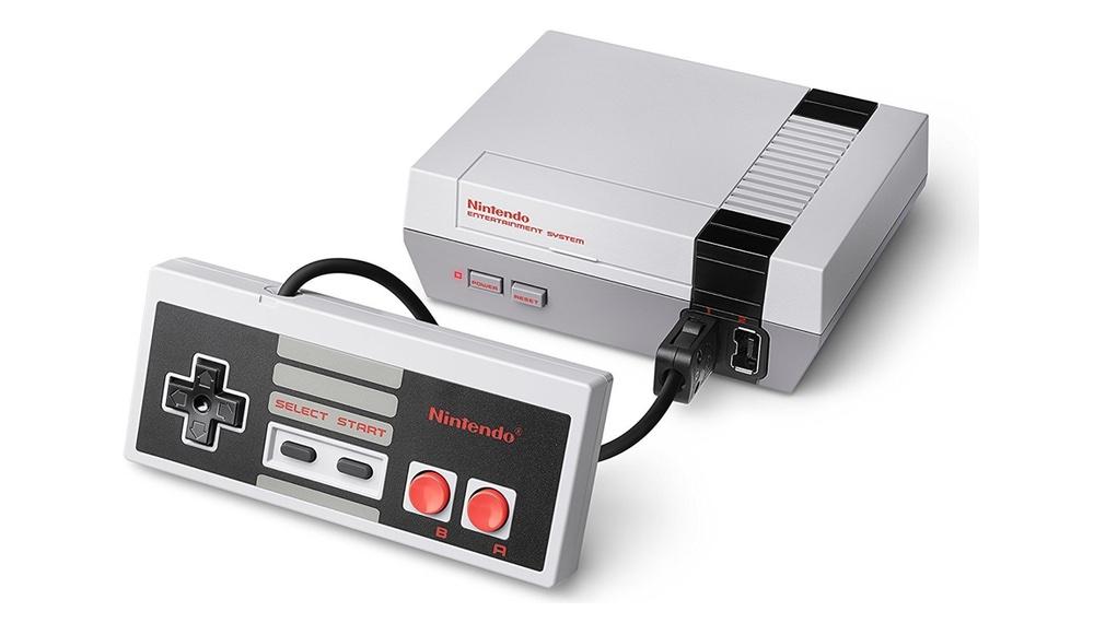 Nintendo NES Classic Mini (Foto: Nintendo)