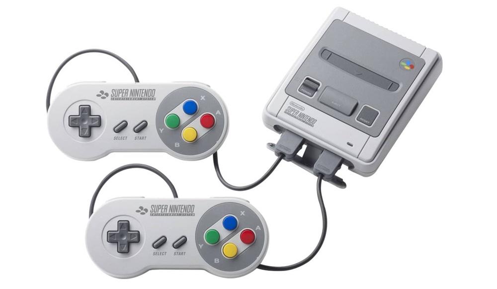 Nintendo SNES Classic Mini (Foto: Nintendo)