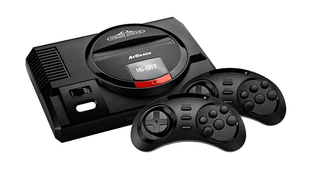 Sega Mega Drive Flashback HD (Foto: Sega/AtGames)