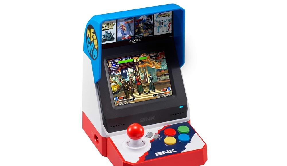 SNK Neo Geo Mini (Foto: SNK)