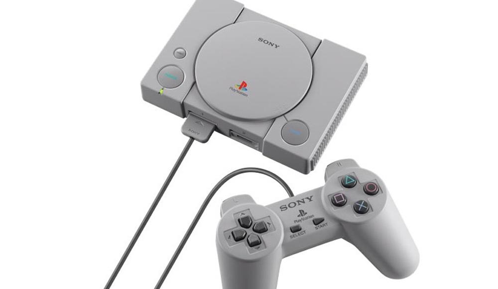 Sony Playstation Classic (Foto: Sony)