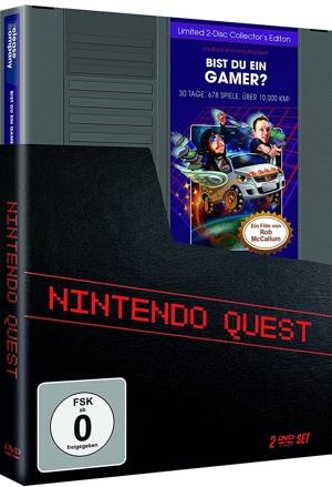 Nintendo Quest Cover