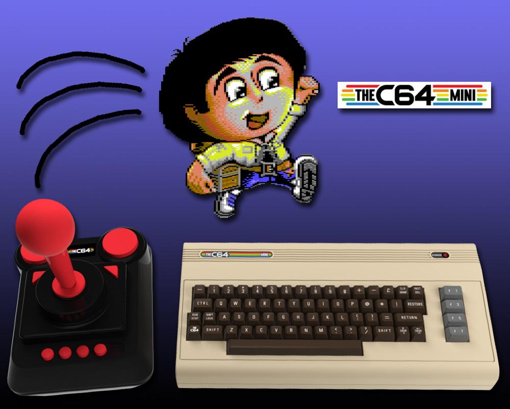 THEC64-Mini-Spieler aufgepasst: Sam's Journey ab sofort verfügbar