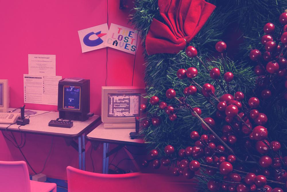 7x weihnachtliches Spielvergnügen für Retro-Gamer