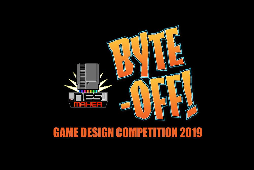 Byte-Off 2019 – NESMaker Spieldesign-Wettbewerb