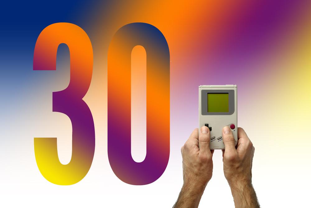 Happy Birthday! Nintendos Game Boy (Classic) wird 30