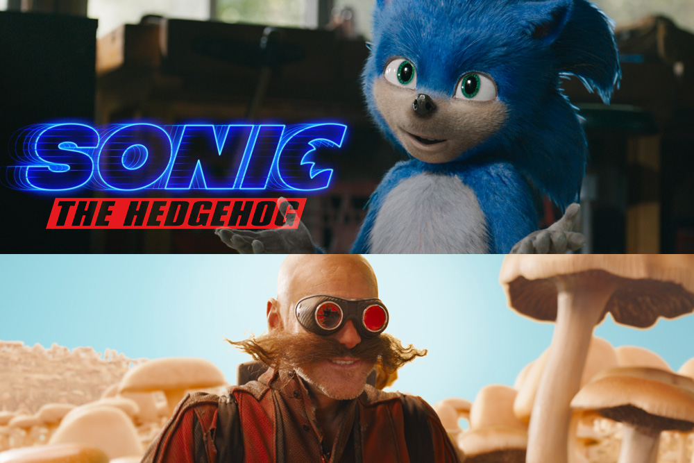 Sonic the Hedgehog der Film – ab Februar 2020 im Kino