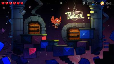 Wonder Boy The Dragons Trap Screenshot1
