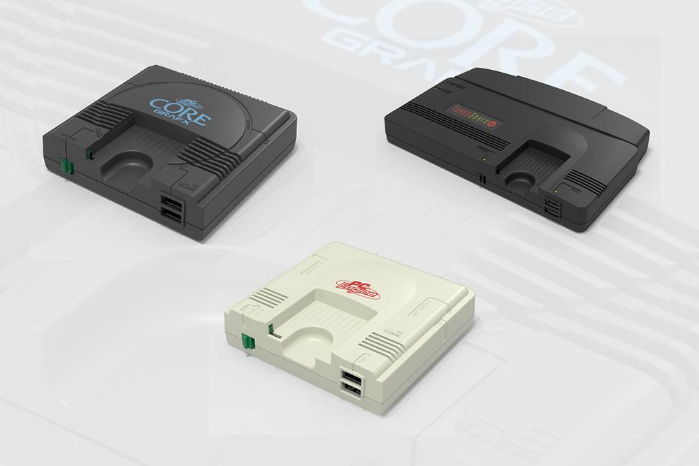 Mini-Version der PC Engine / TurboGrafx 16 von Konami geplant