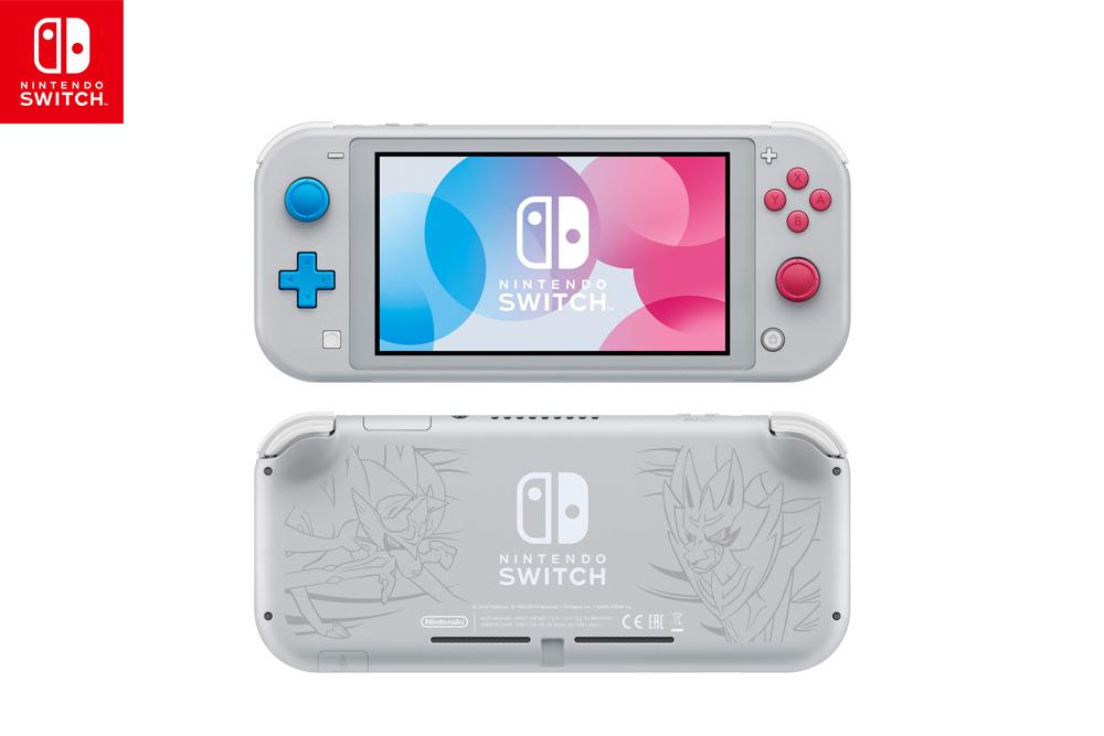 Nintendo für die Hosentasche: Switch Lite für September 2019 angekündigt