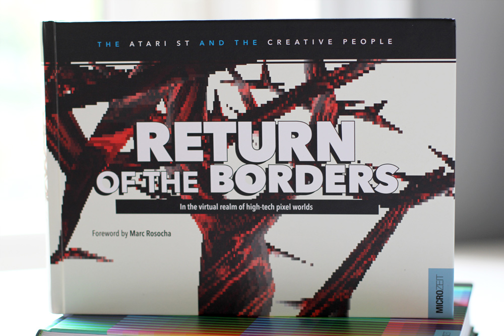 Atari-Buch: Return of the Borders (Vol. 3) jetzt erhältlich