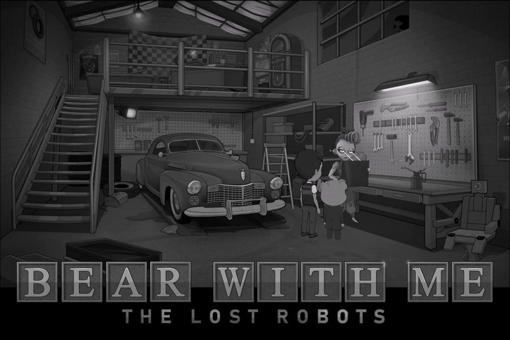 Angespielt: BEAR WITH ME: THE LOST ROBOTS für Xbox One – Testbericht