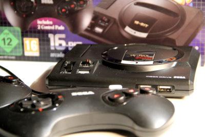 Sega Mega Drive Mini im Test - die derzeit wohl beste Retro-Konsole