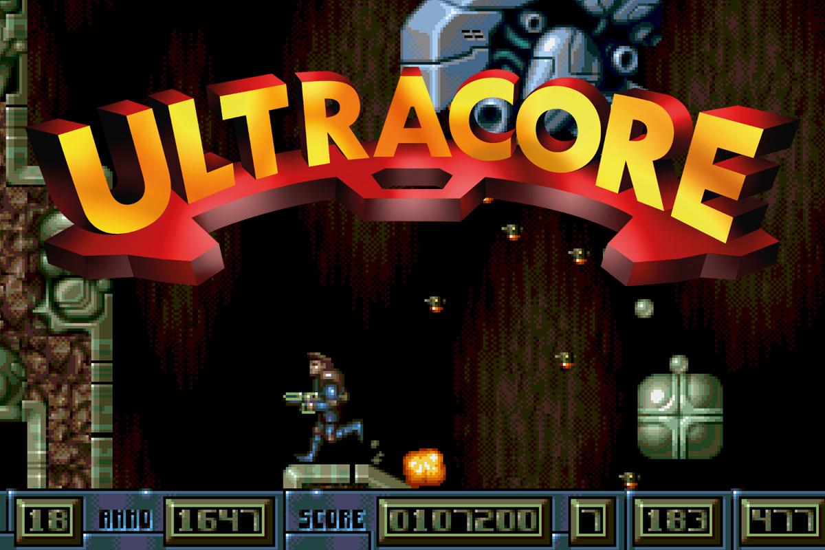 Angespielt: ULTRACORE für Sega Mega Drive – Testbericht