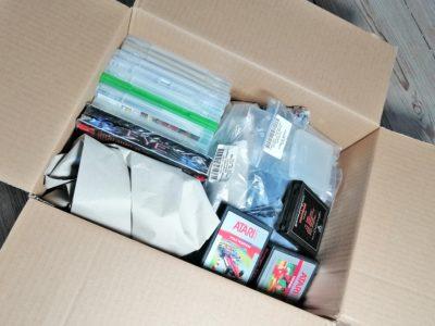 konsolenkost bestellung dhl paket inhalt