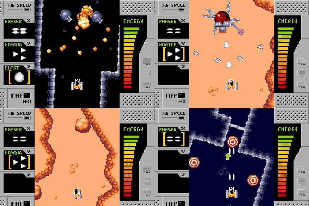 Arkagis Revolution für Sega Mega Drive jetzt erhältlich