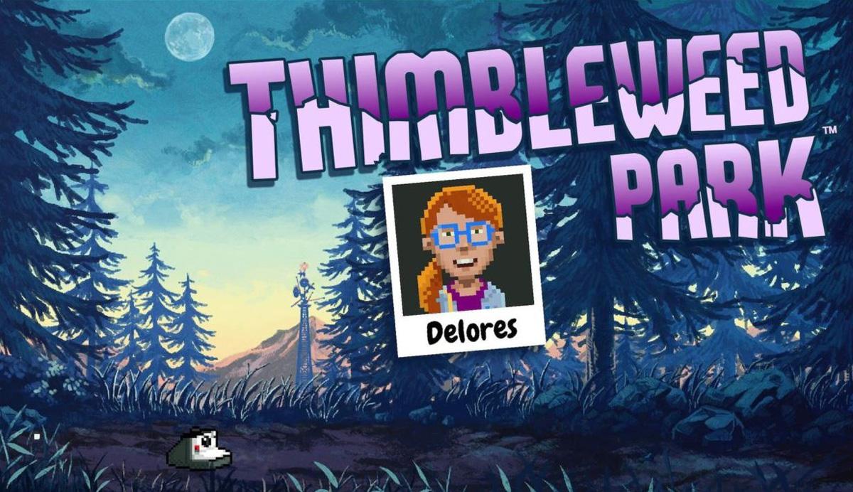 Thimbleweed Park: Delores – ab sofort kostenlos spielbar