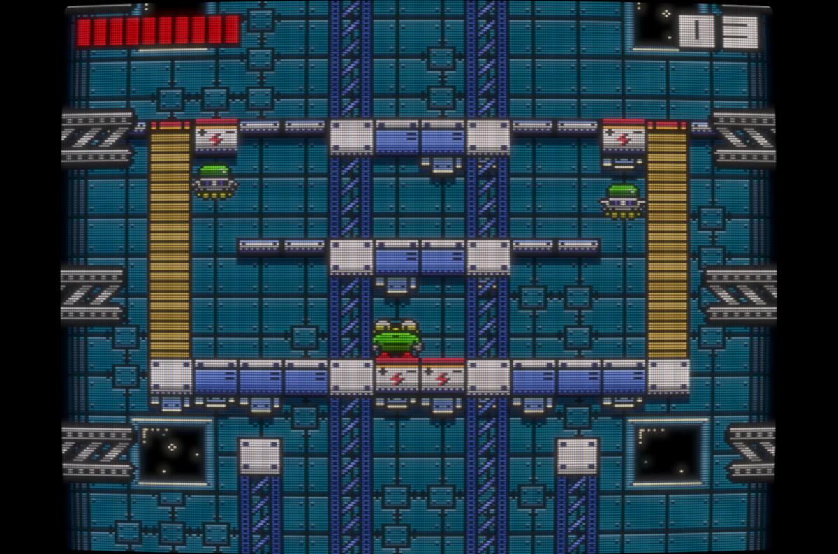 GLUF – neues Spiel für Sega Mega Drive