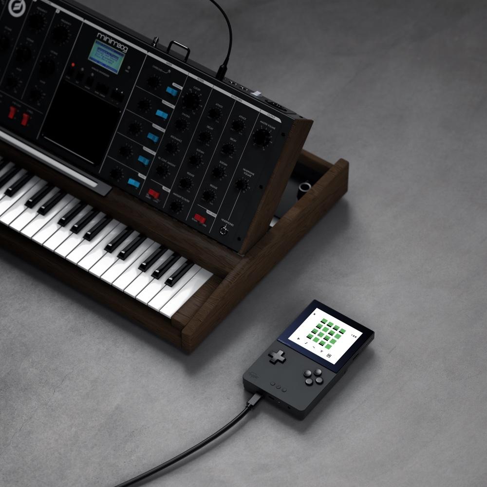 analogue pocket musik