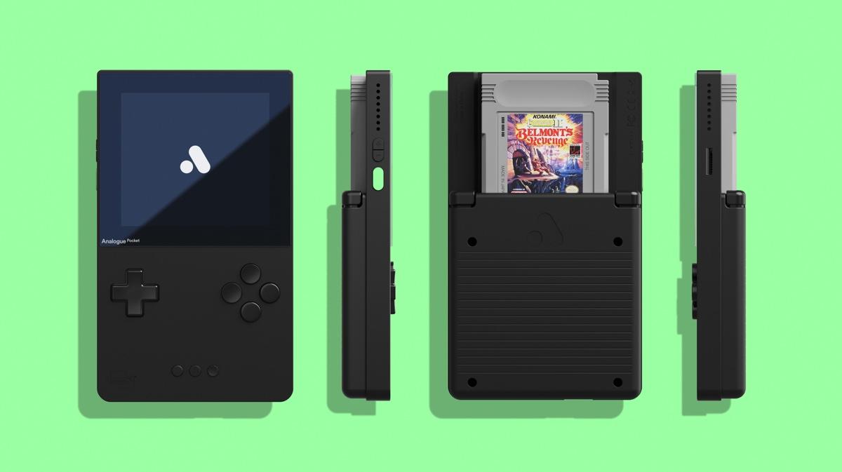 Gameboy Alternative Analogue Pocket ab 3. August 2020 vorbestellbar