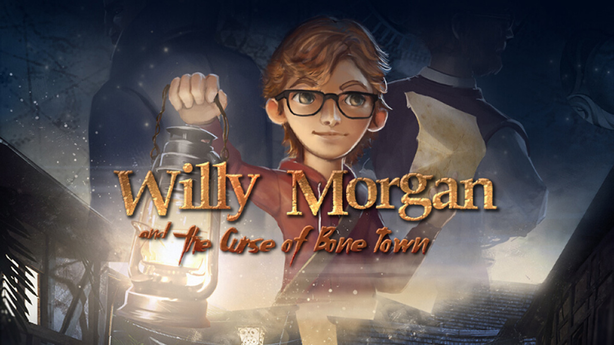 Willy Morgan and the Curse of Bone Town – ab sofort erhältlich