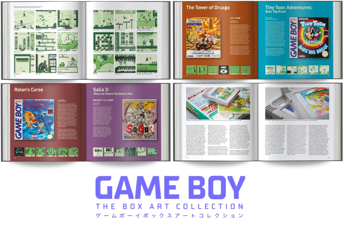 Game Boy: The Box Art Collection – ab 28. September 2020 vorbestellbar