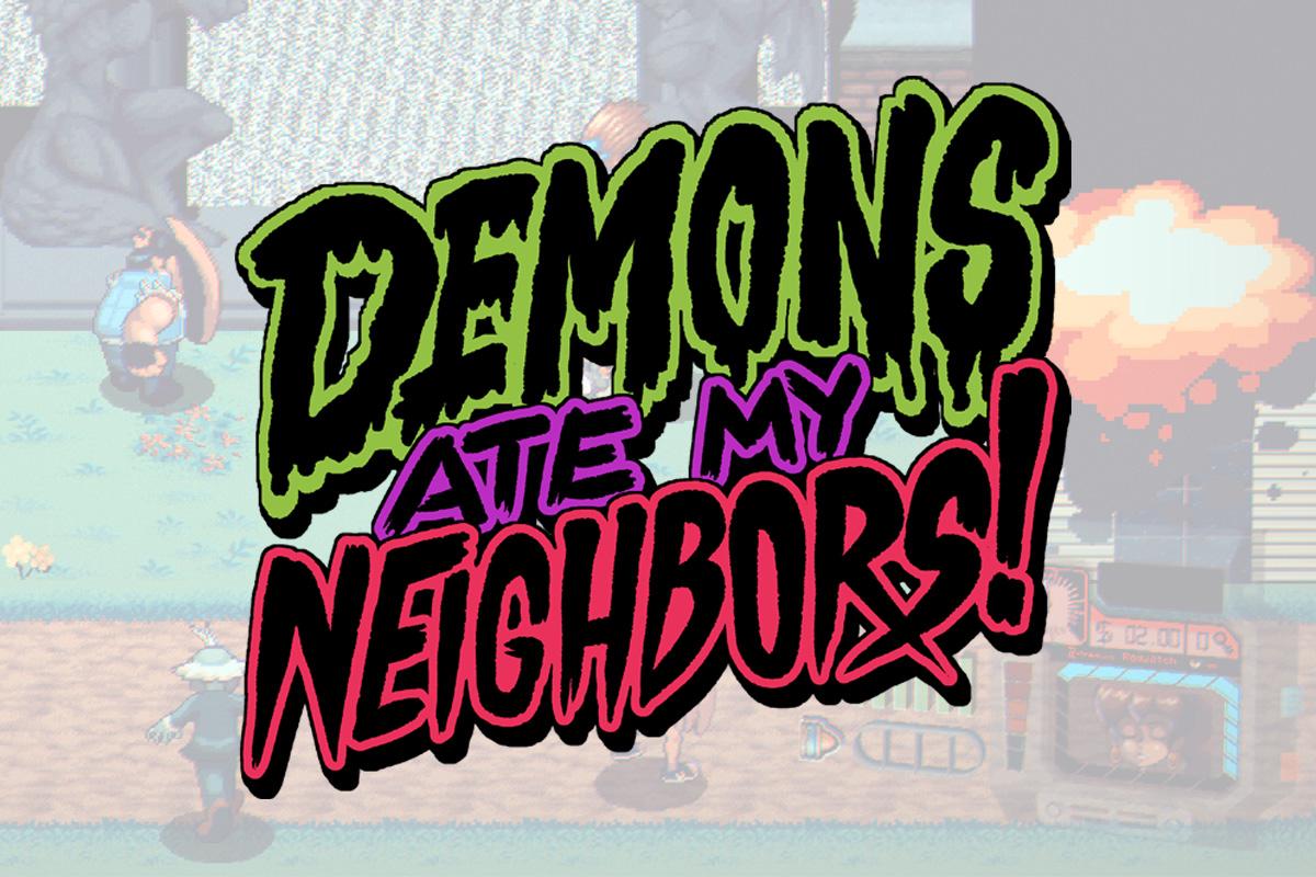 Demons Ate My Neighbors! als Crowdfunding-Kampagne gestartet