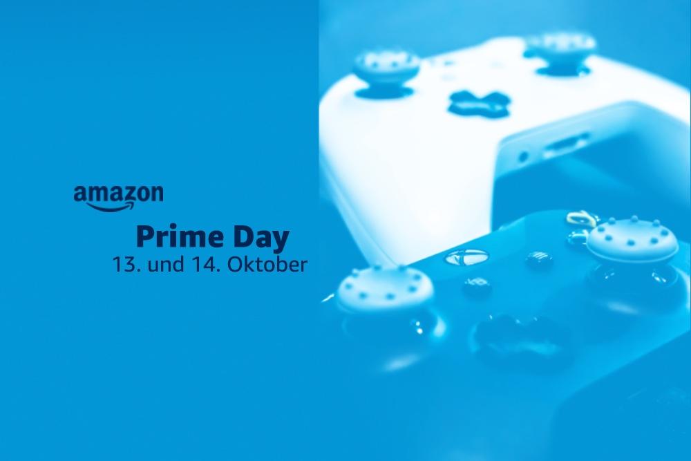 Prime Day 2020 – heute Spielkonsolen, Zubehör und Games günstig bestellen