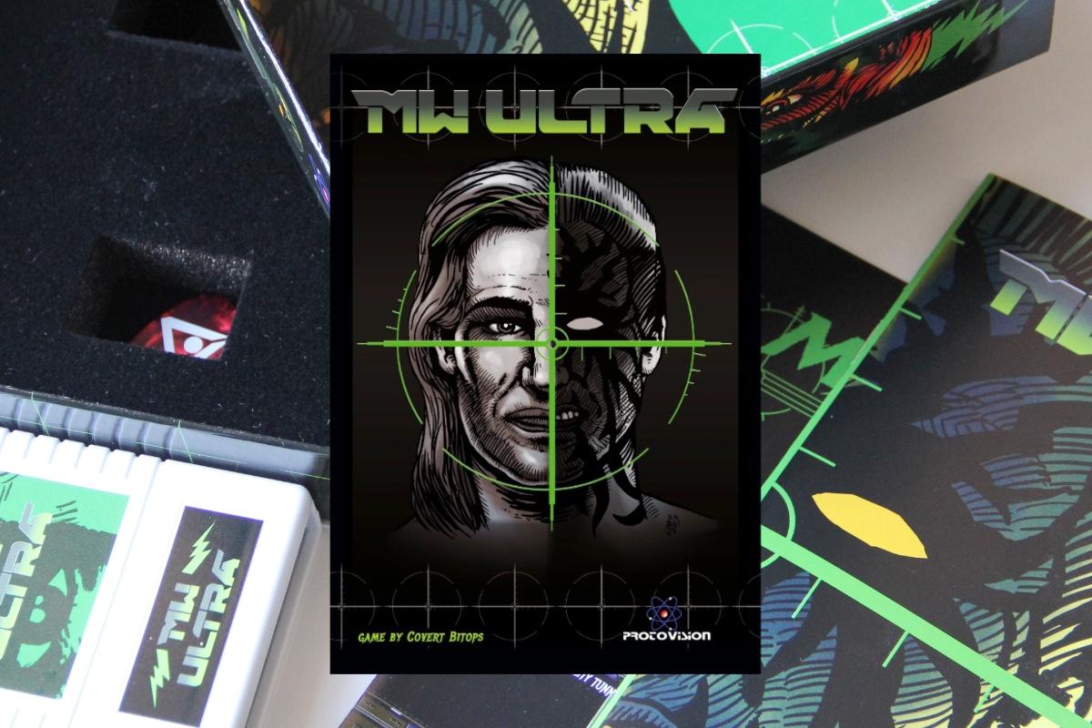 Angespielt: MW ULTRA (METAL WARRIOR) für C64 – Testbericht