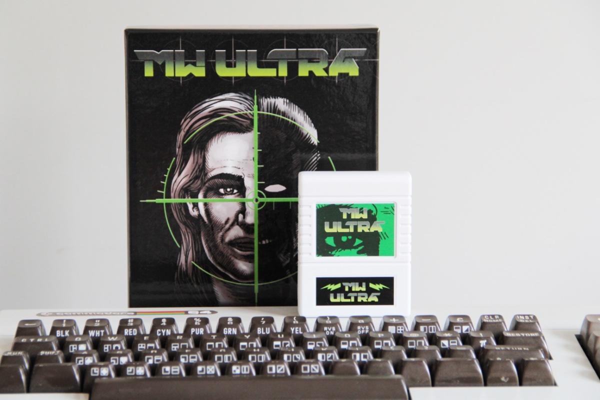 MW Ultra läuft auf dem originalen Brotkasten C64 oder im Emulator