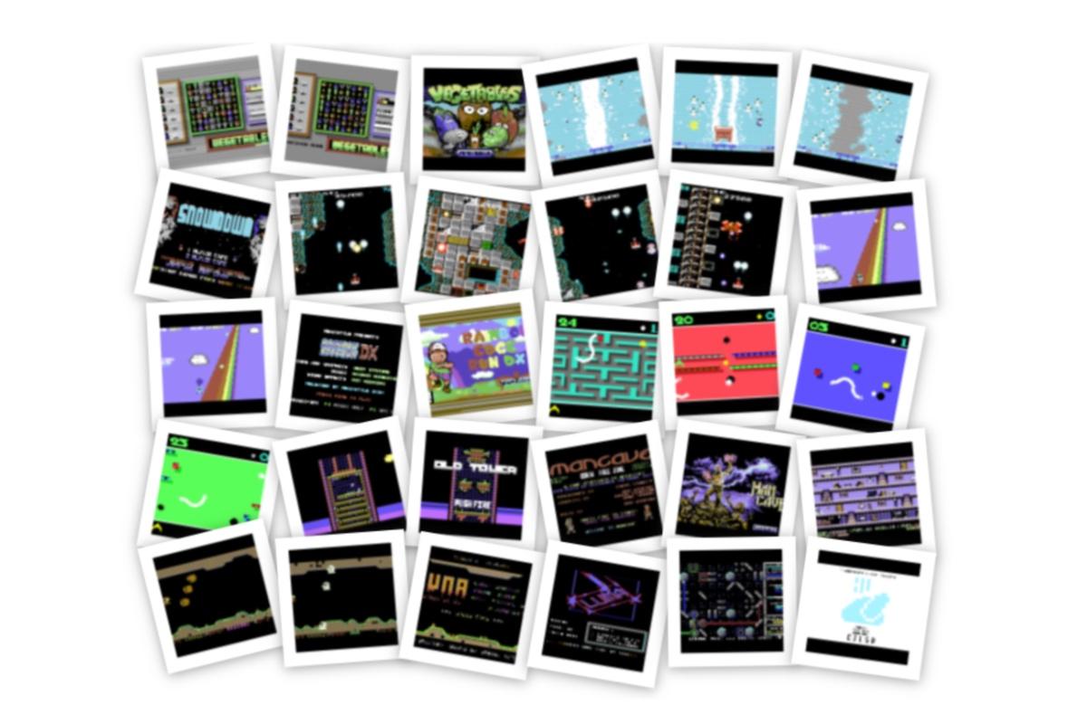 Weihnachtszeit ist C64-Zeit: Xmas Spiele-Bundle exklusiv